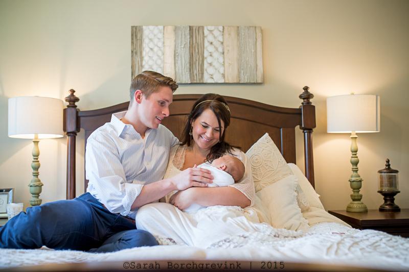beautiful newborn photography in houston texas