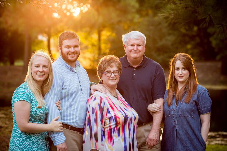 Cypress, texas natural light family photographer