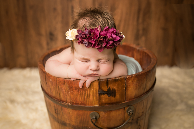 cypress newborn portraits 77433