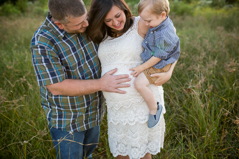 cypress outdoor maternity photography session