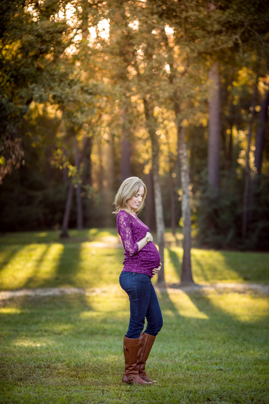 cypress maternity photography