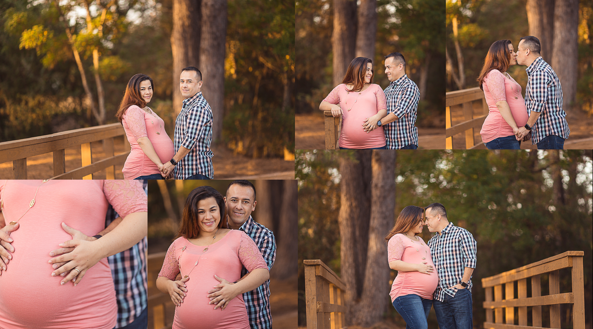 beautiful maternity photography session in the greater Houston area
