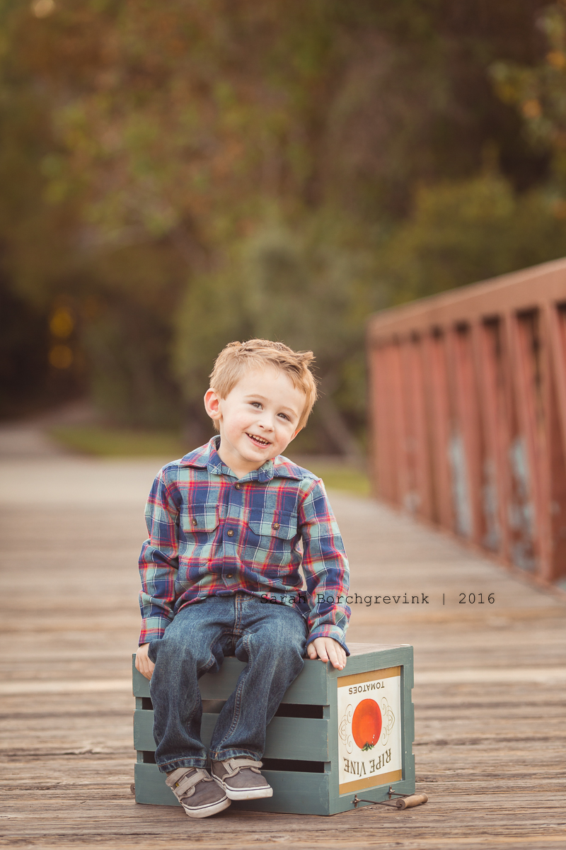 Outdoor Child Photographer Cypress