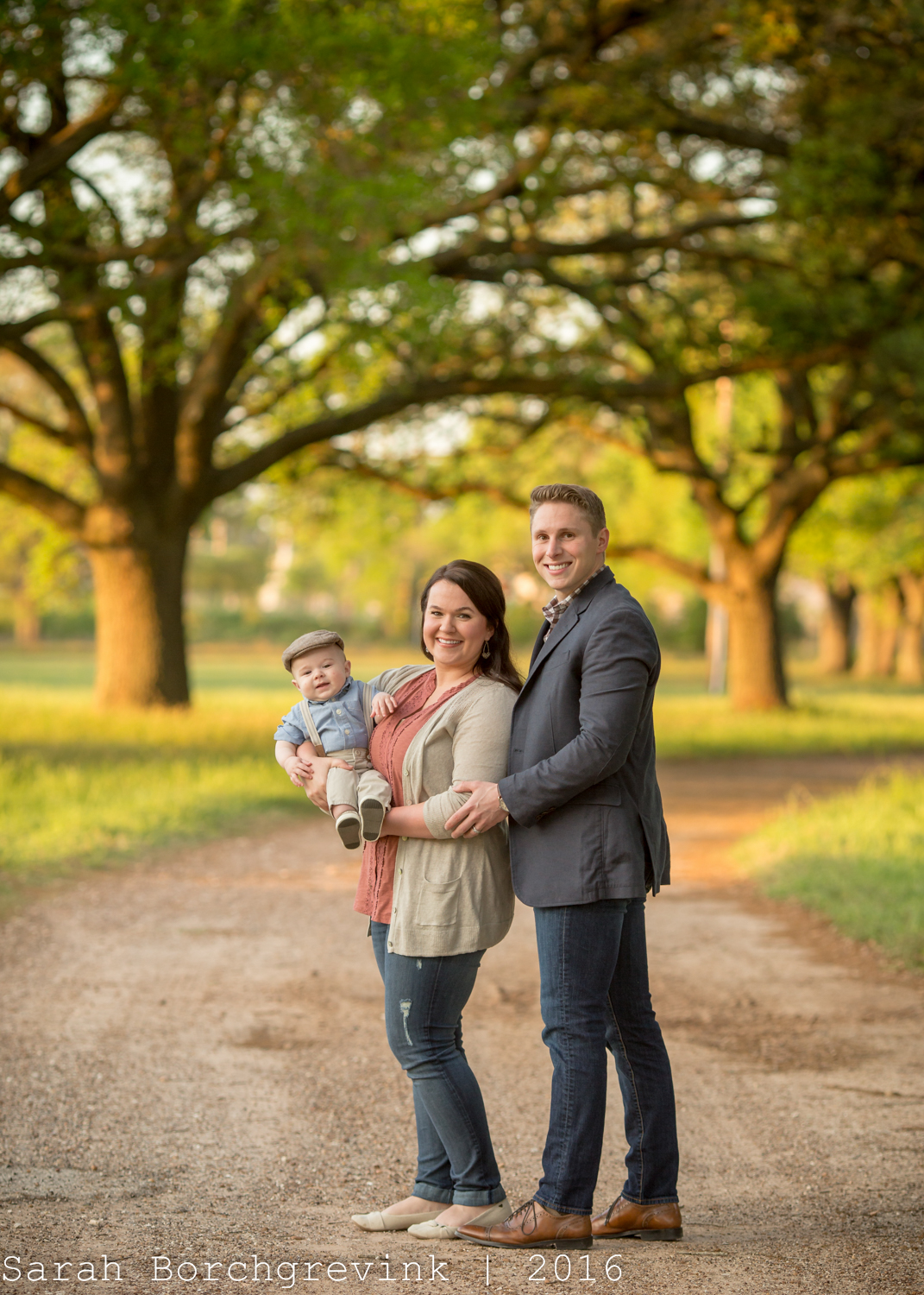 Spring TX Family Photography