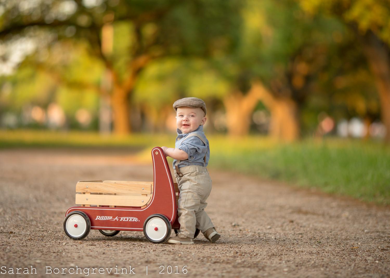Spring TX Baby Photographer