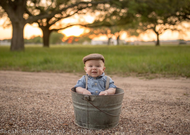 Cypress TX Children's Photographer Sarah Borchgrevink Photography