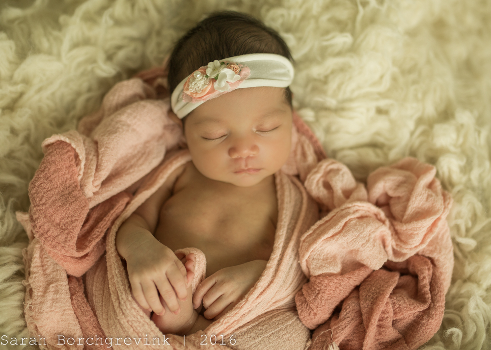 Spring TX Newborn Photographer