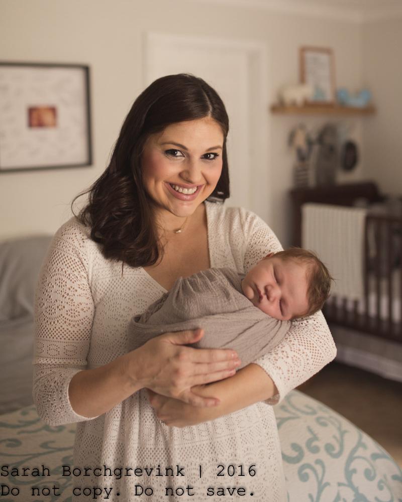 Katy TX Newborn Photos