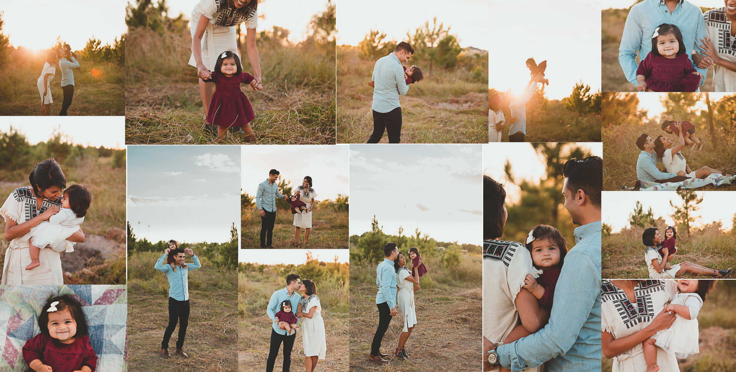 Houston TX Family Photographer | Sarah Borchgrevink