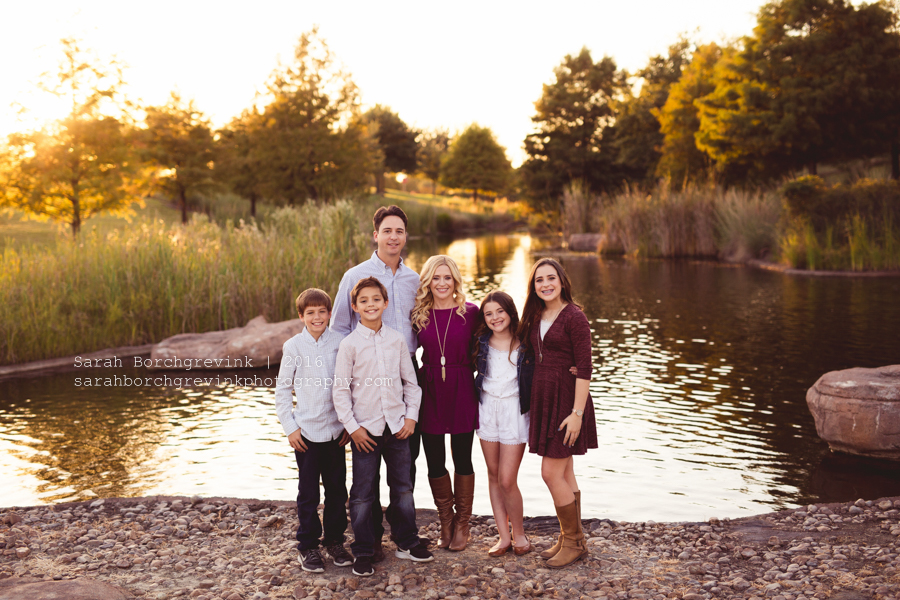 The Woodlands Family Photographer | Sarah Borchgrevink