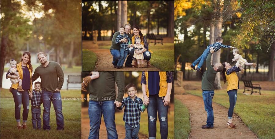 Family Portraits Houston TX