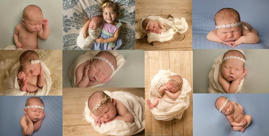 Cinco Ranch Newborn Baby Portraits
