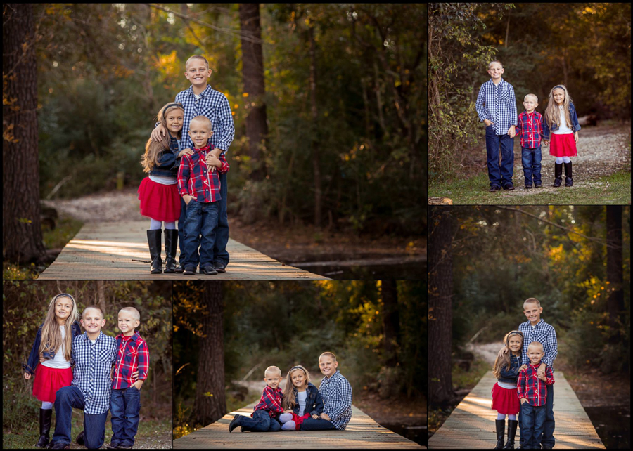 Family Photographer in Cypress