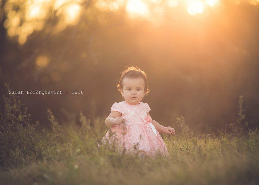 The Woodlands Baby Portraits