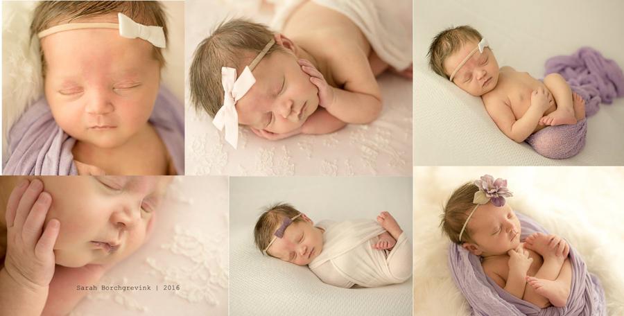 West Houston Newborn Portraits