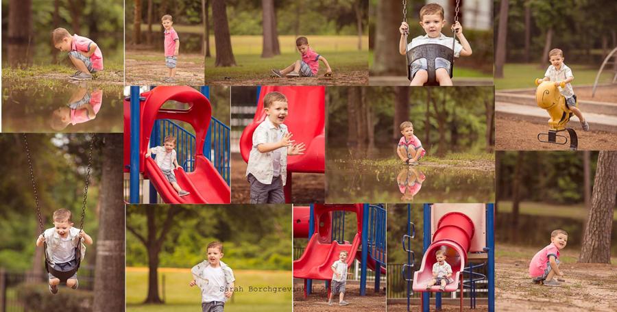 Spring TX Children's Photography