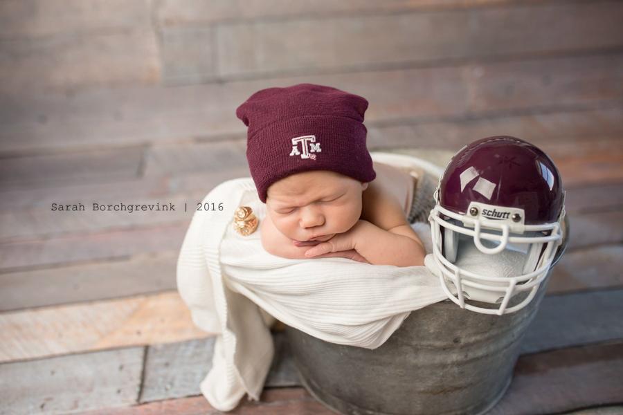 Houston Photographer: Newborn & Maternity Portrait Photography