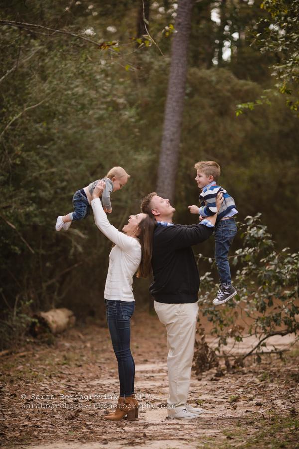 Spring TX Family Photographer