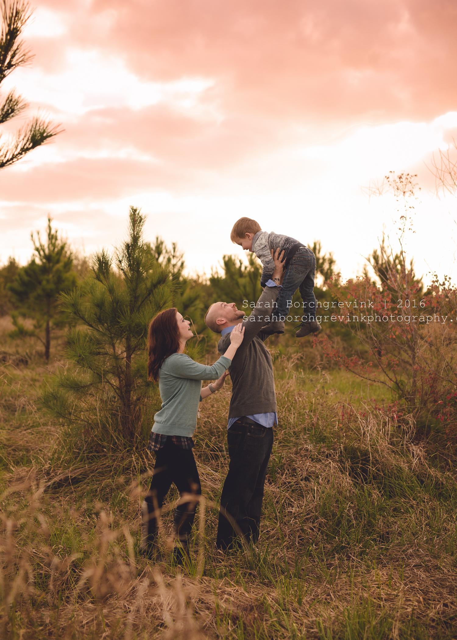 Houston Texas Photography | Sarah Borchgrevink | Family & Baby Photos