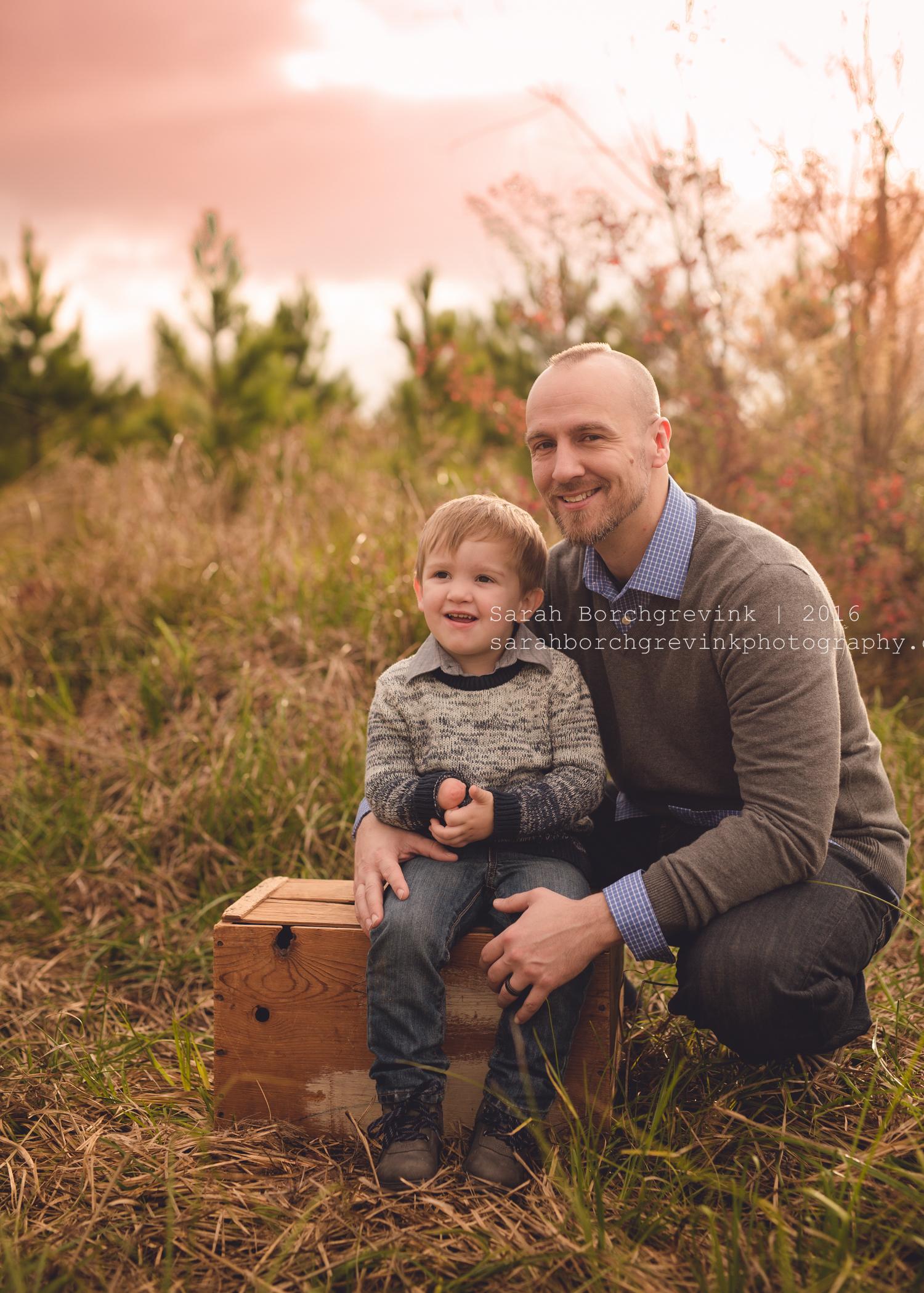 Gorgeous Outdoor Family Photography | Houston Family Photos
