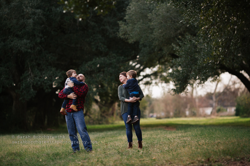 Tomball Family Photography by Sarah Borchgrevink