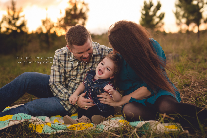 Family Photography Spring TX | Outdoor and Natural Life Portraits