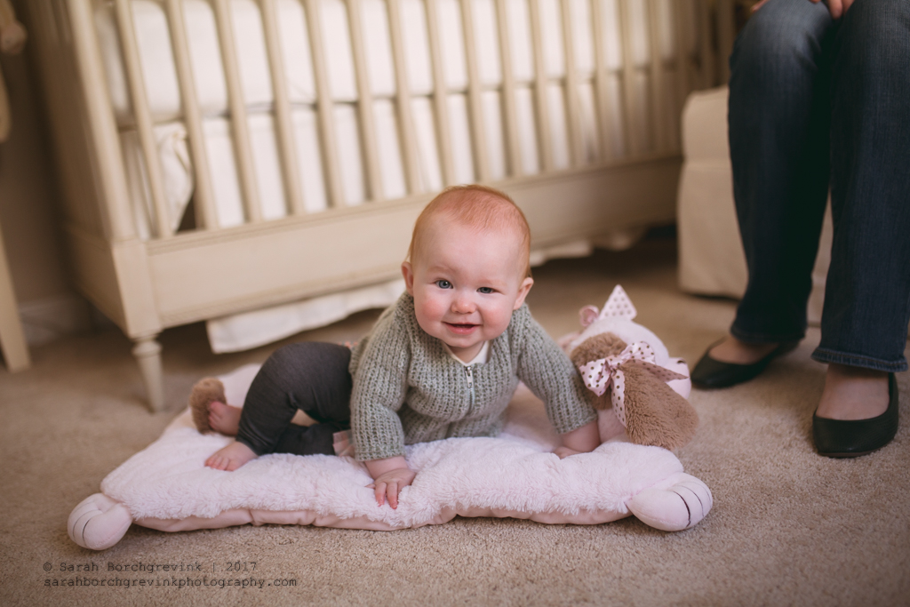 Houston TX Baby Portrait Photography
