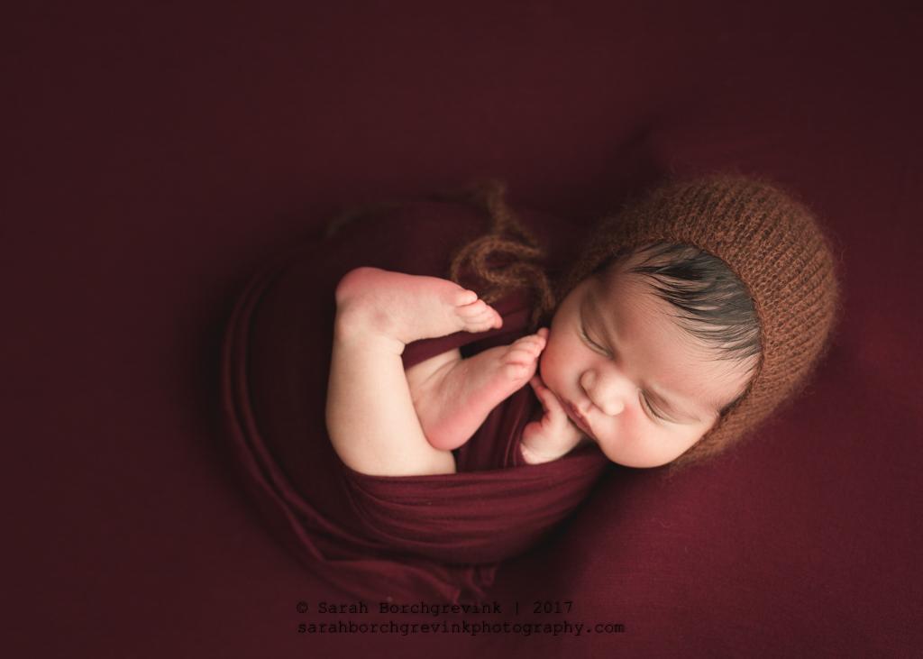 Newborn Photography Tomball | Sarah Borchgrevink