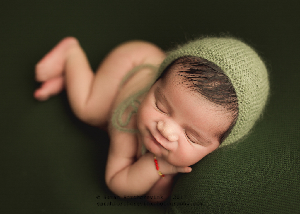Sarah Borchgrevink Photography | Houston TX Posed Newborn Photographer