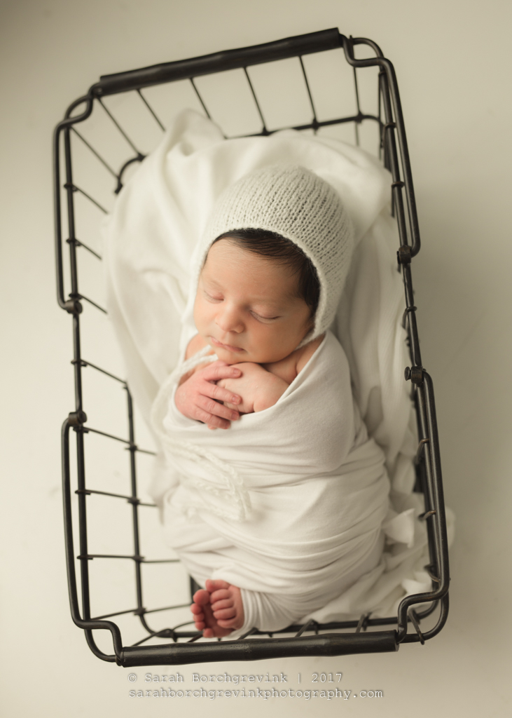 Houston's Best Newborn Baby Portrait Photographer