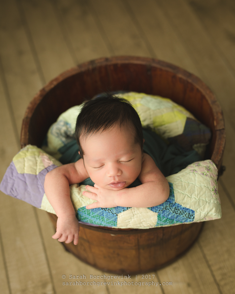 Cypress, Houston & Katy TX Newborn Photography