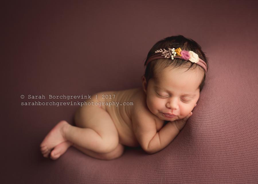 Cypress Newborn Baby Photographer | Sarah Borchgrevink