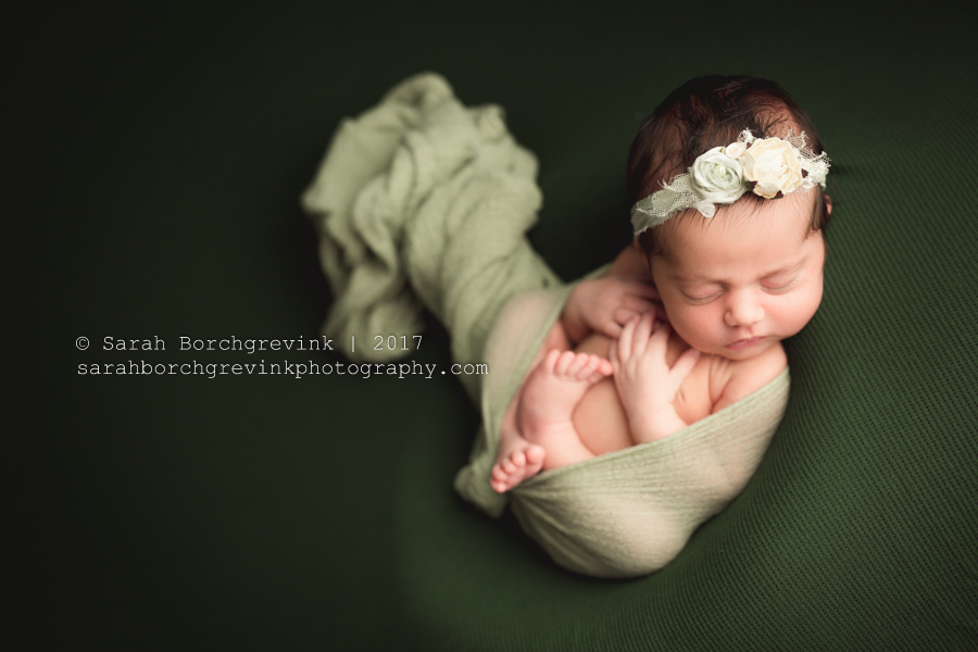Cypress & Houston TX Newborn Baby Portrait Photography