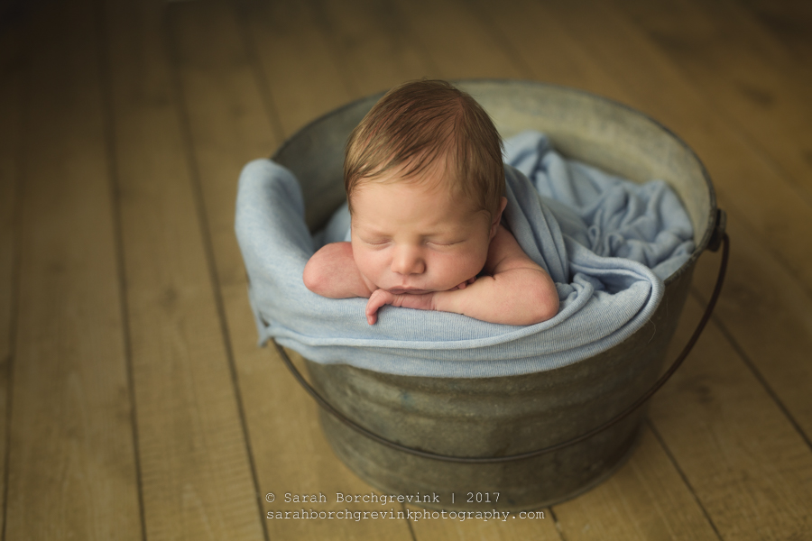Sarah Borchgrevink: Houston TX Newborn Photography