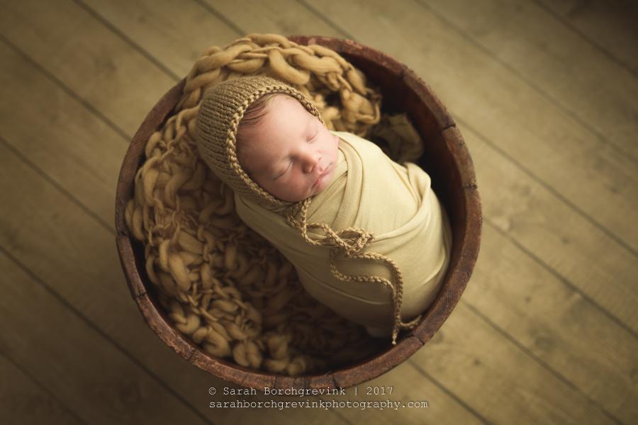 Houston Newborn Photography by Sarah Borchgrevink