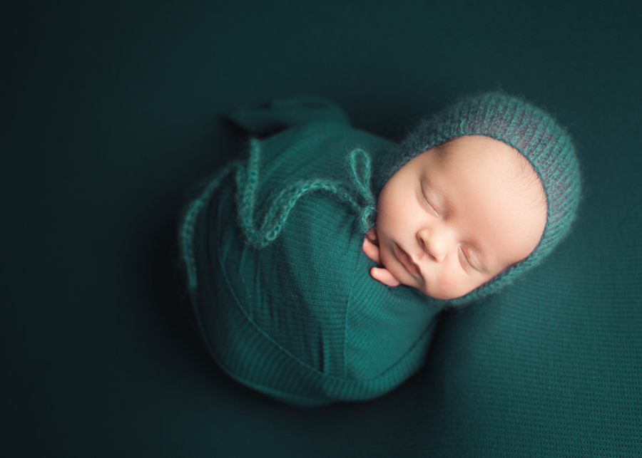Newborn Baby Portraits in Houston TX