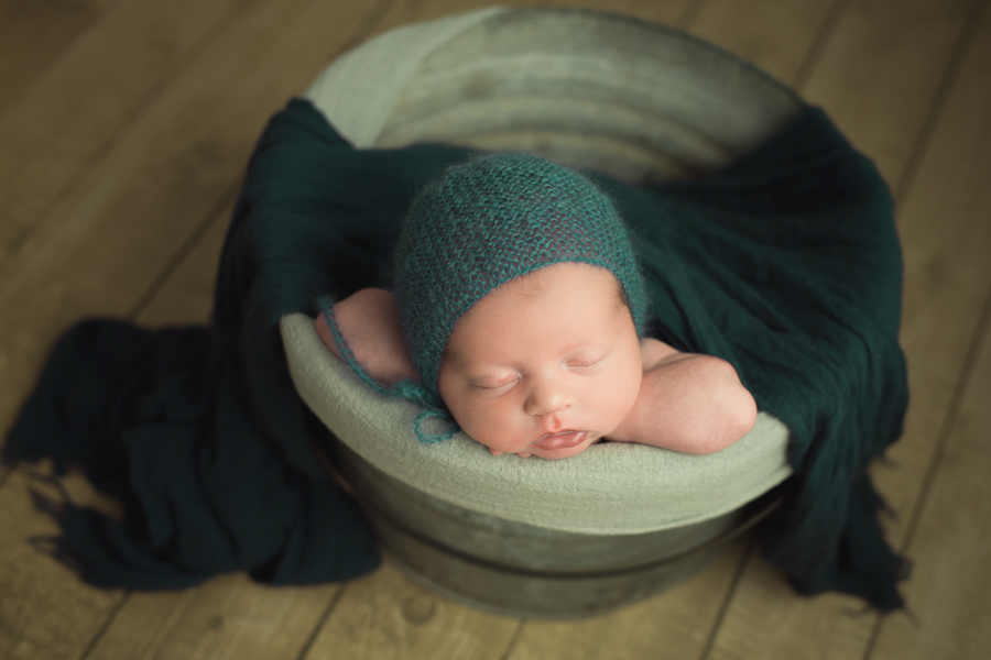 Timeless, classic and stunning Houston Newborn Photography