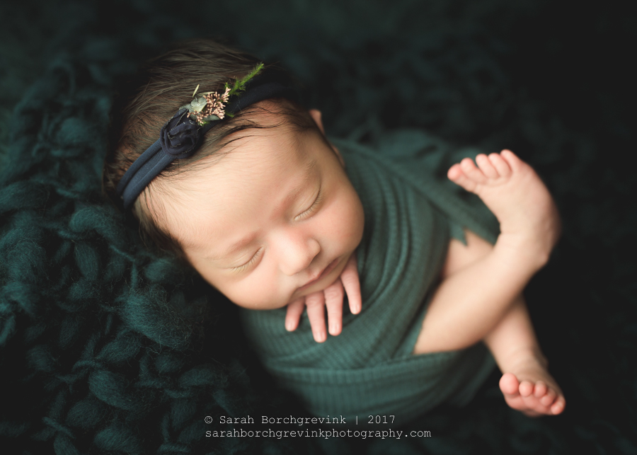 Best Houston Newborn Photographer | Sarah Borchgrevink Photography