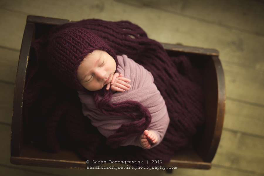 Professional Newborn Photography in Houston