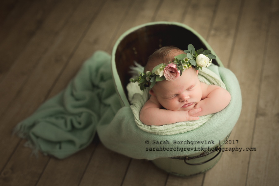 Houston TX Newborn Baby Portraits