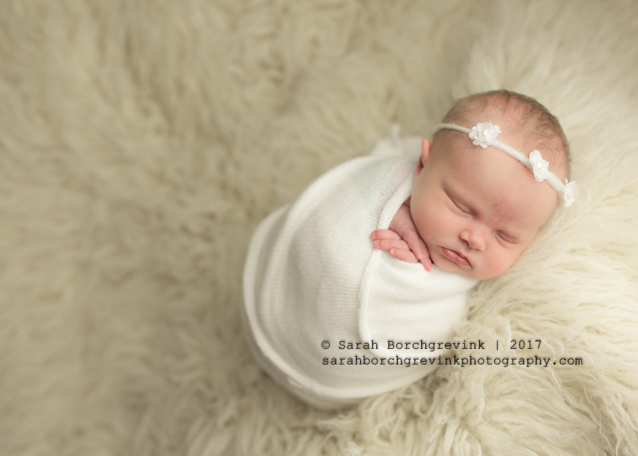 Sarah Borchgrevink: Houston's Leading Newborn Photographer