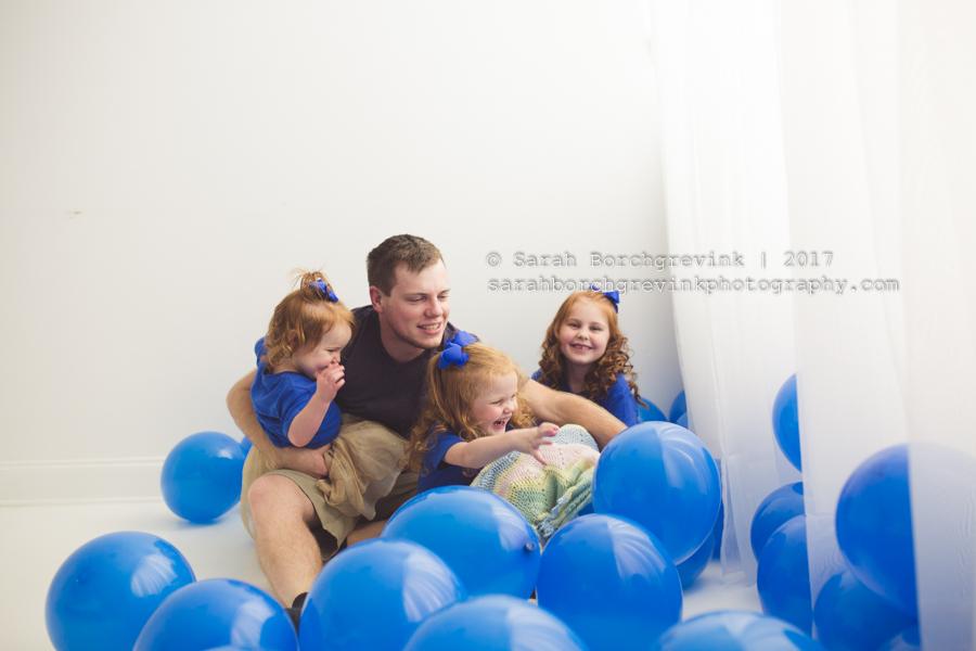 Family & Newborn Photography Houston