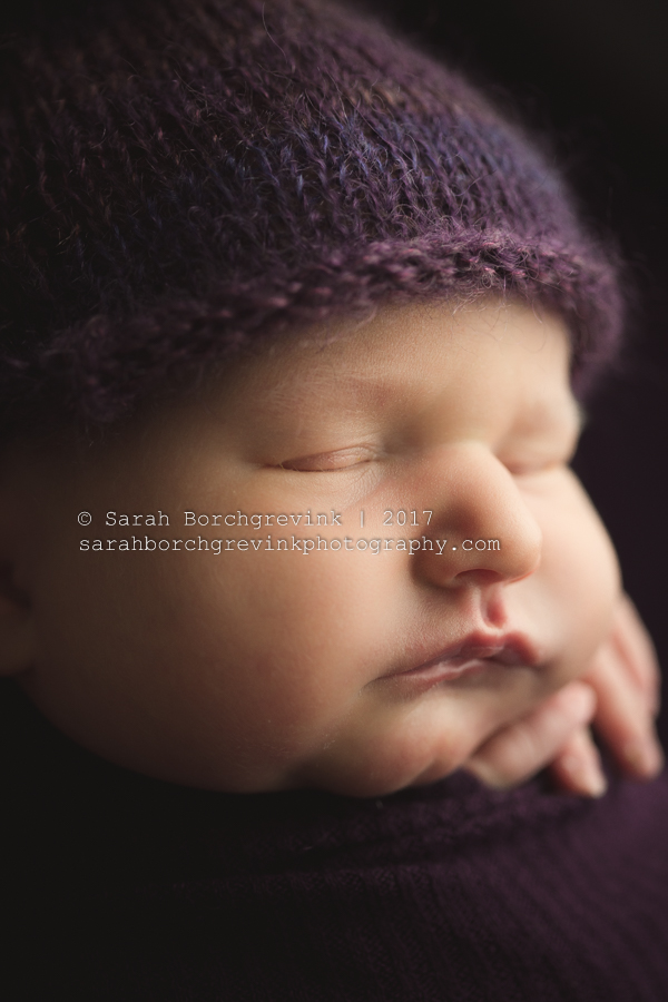 Sarah Borchgrevink: Houston TX Newborn Photography