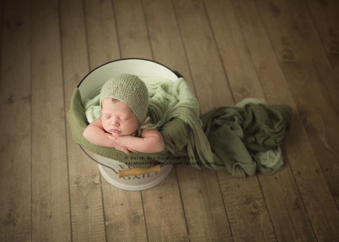 Baby Portraits Cypress Texas | Sarah Borchgrevink