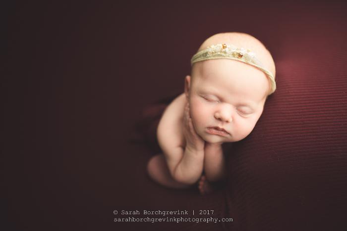 Bellaire TX Photographer: Newborn Portraiture
