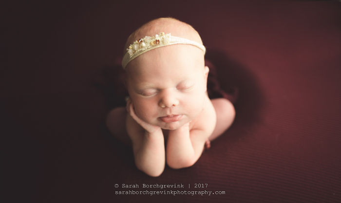 Houston TX Newborn Portraiture
