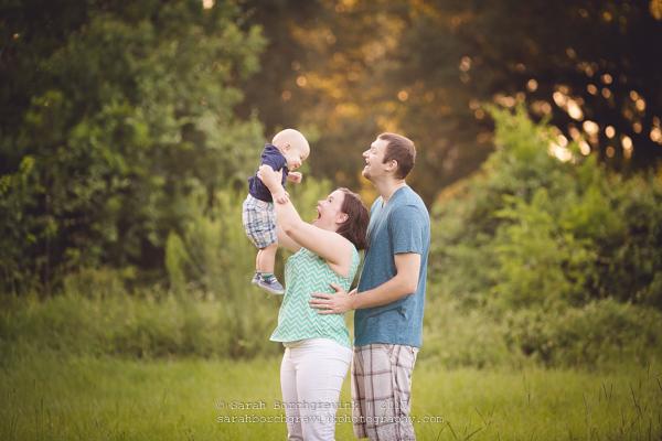 Natural Light Family Photography | Sarah Borchgrevink