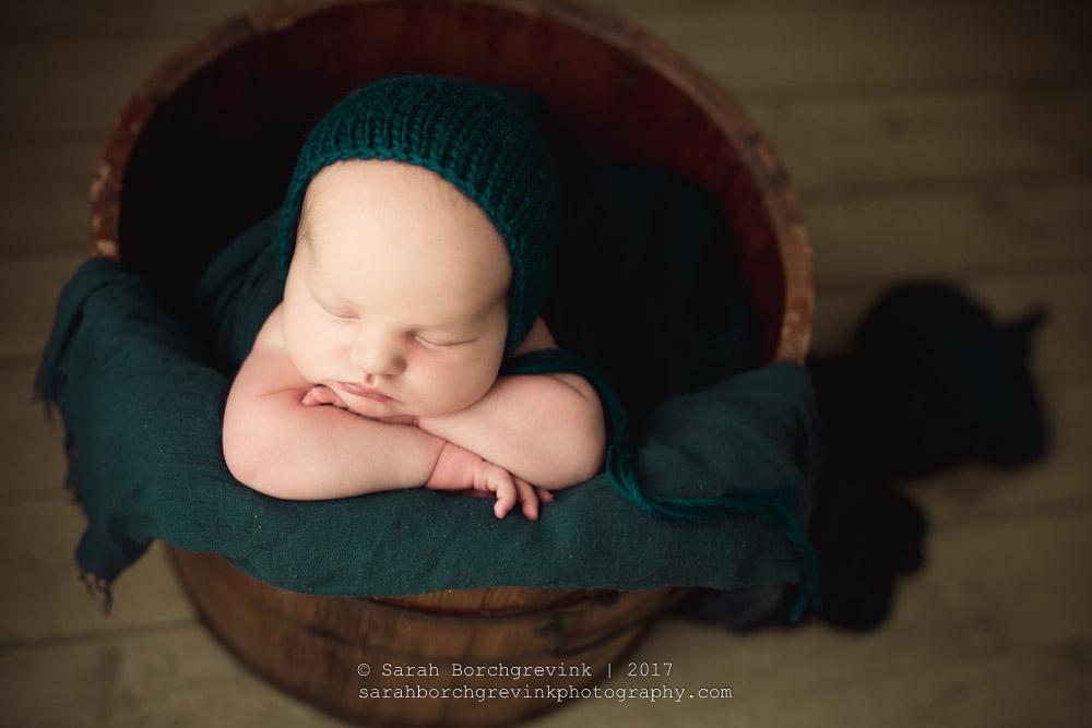 Spring TX Newborn Photography