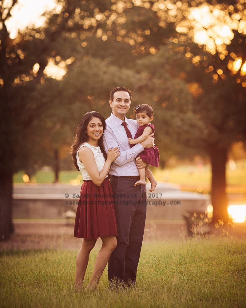 Choosing the perfect family photo location