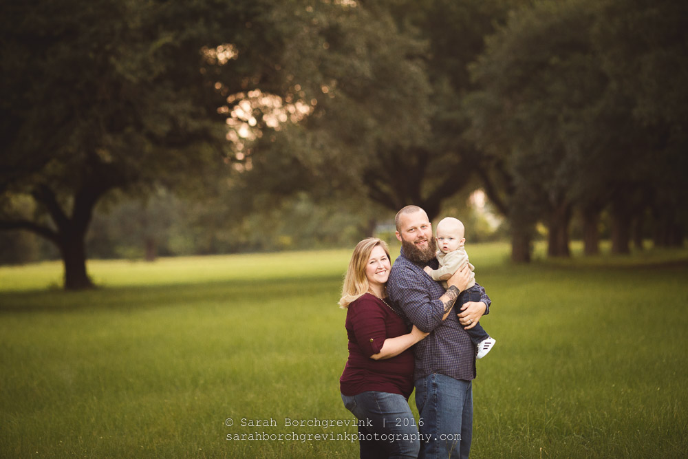 tips for photographing natural family photographs